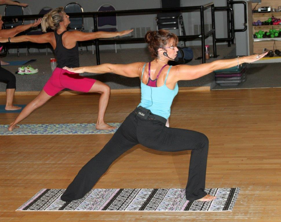 Group Exercise Classes - Champions Fitness Club